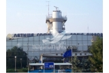 Sofia airport services 336,500 passengers in July